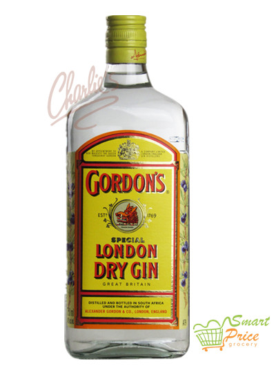 gin charlie