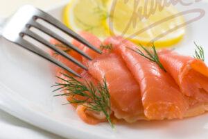 smoked salmon charlie