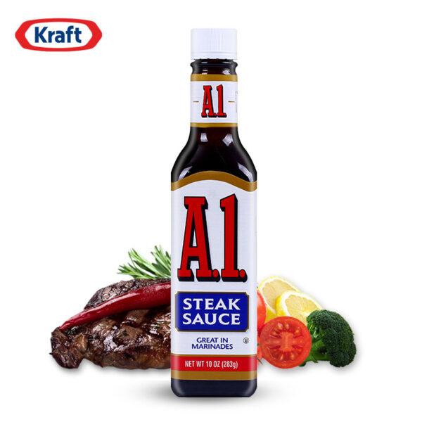 A1 sauce charlie