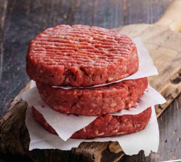 beef burger charlies