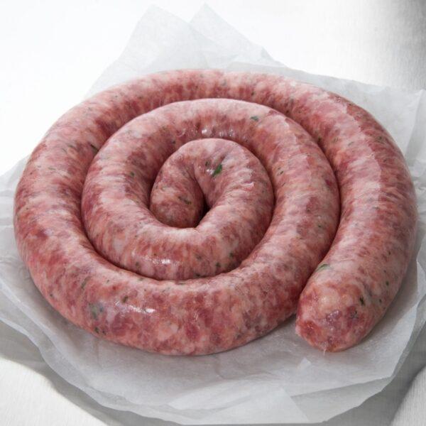 lamb sausages charlies