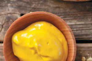 yellow mustard charlies