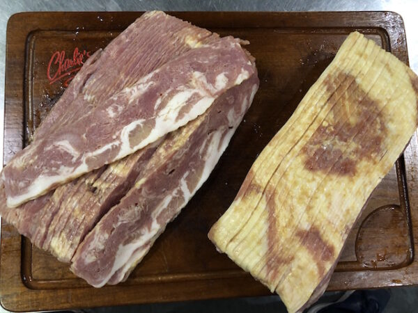 bacon charlies