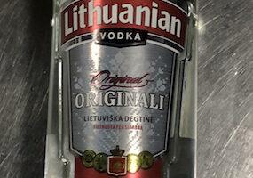 Vodka charlies